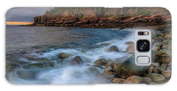 Otter Rock Galaxy Case - Boulder Beach by Rick Berk