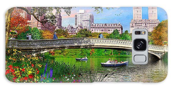 Central America Galaxy Case - Bow Bridge by MGL Meiklejohn Graphics Licensing