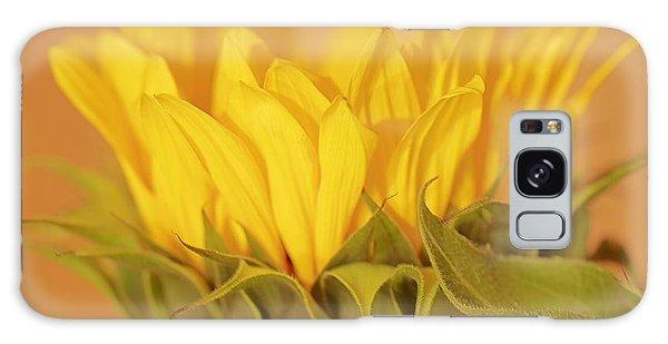Bright And Sunny Galaxy Case by Deborah  Crew-Johnson