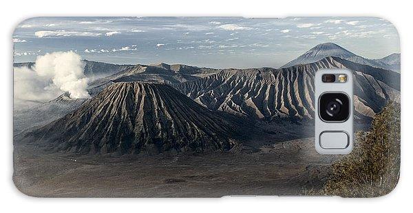 Bromo Mountain Galaxy Case