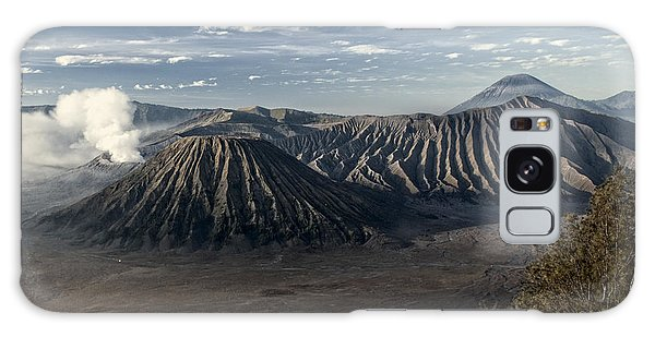 Bromo Mountain Galaxy Case