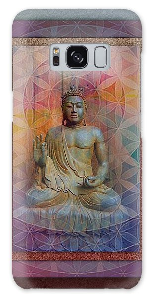 Buddha Galaxy Case by Richard Laeton