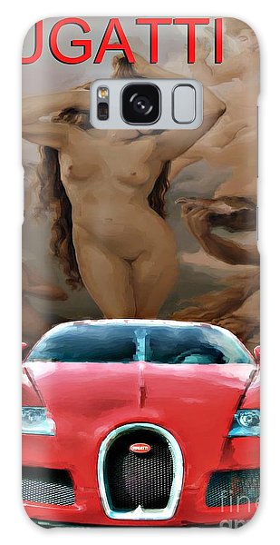 Bugatti Galaxy Case