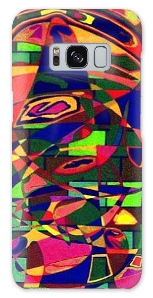 Bulwark Galaxy Case by Jonathon Hansen