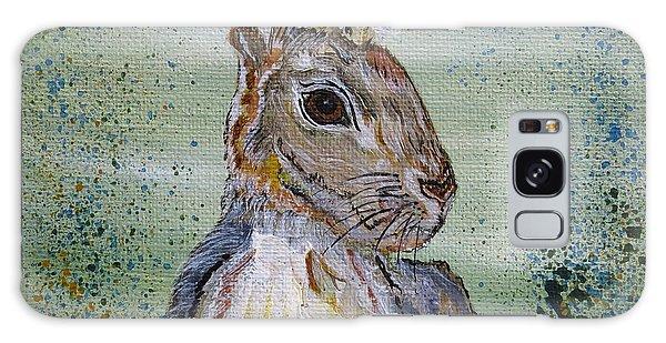 Bunny Rabbit Galaxy Case by Ella Kaye Dickey