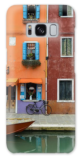 Burano Italy Galaxy Case