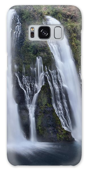Burney Falls 2 Galaxy Case