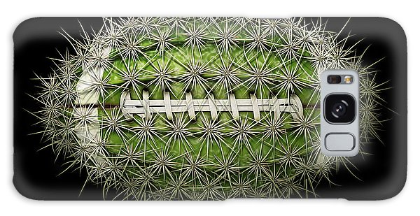 Cactus Football Galaxy Case