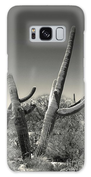 Cactus Galaxy Case by Gregory Dyer
