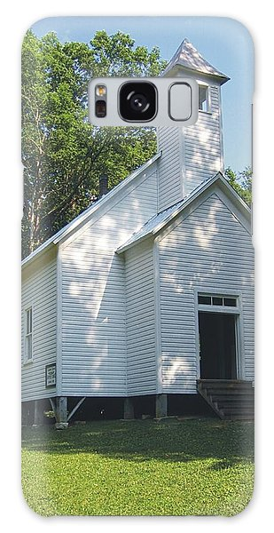Cades Cove Missionary Baptist Church Galaxy Case