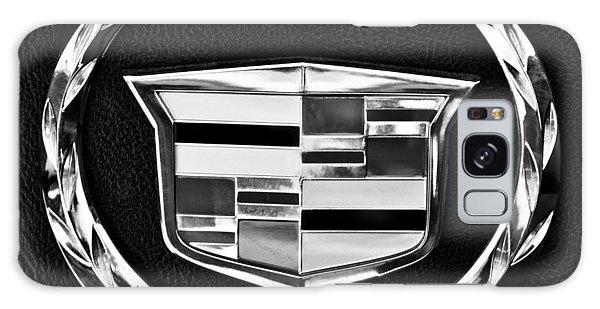 Cadillac Emblem Galaxy Case