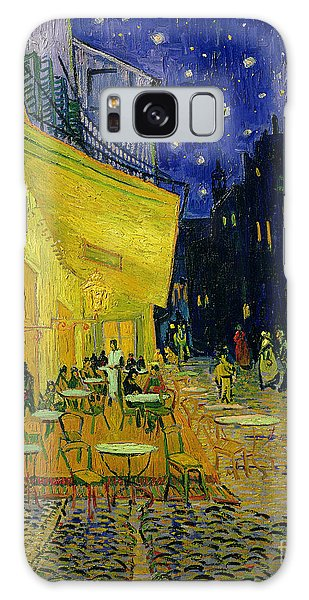 Table Galaxy Case - Cafe Terrace Arles by Vincent van Gogh