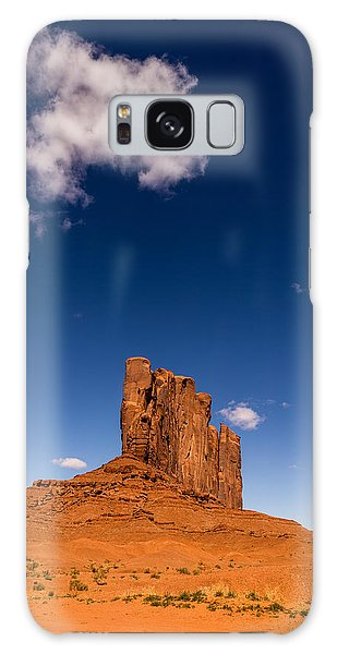 Camel Butte Galaxy Case
