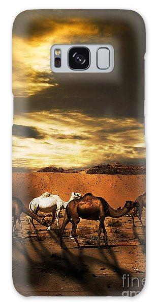 Camels Galaxy Case