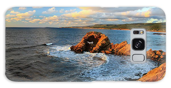 Cabot Trail Galaxy Case - Canada, Nova Scotia, Cabot Trail by Patrick J. Wall