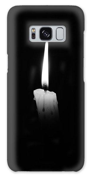 Candlelight Fantasia Galaxy Case by Andrea Mazzocchetti