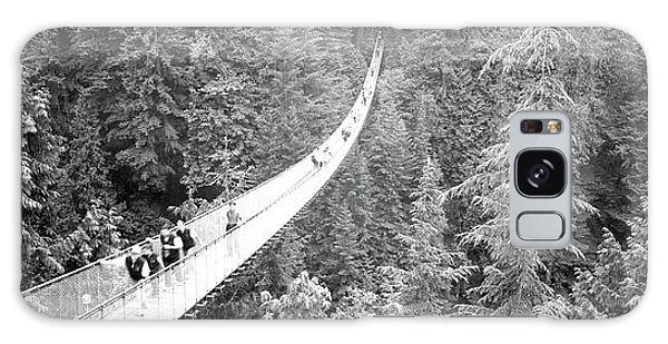 Chasm Galaxy Case - Capilano Bridge, Suspended Walk by Panoramic Images