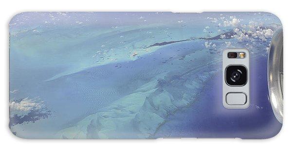 Caribbean Aerial 2 Galaxy Case
