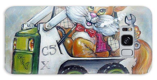 Cat C5x 190312 Galaxy Case