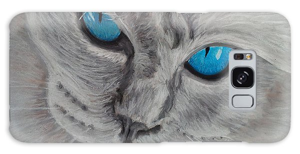 Cat's Eyes Galaxy Case