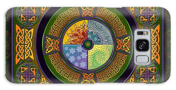 Celtic Elements Galaxy Case