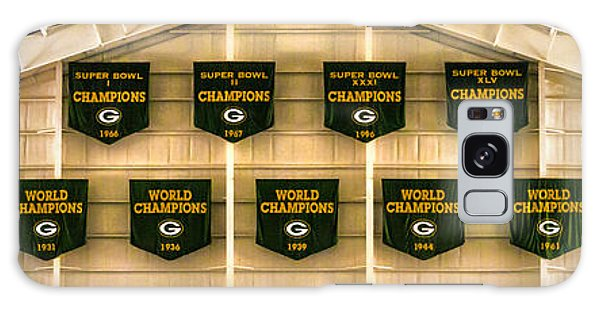 Championship Banners Galaxy Case