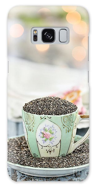 Chia Seeds Galaxy Case