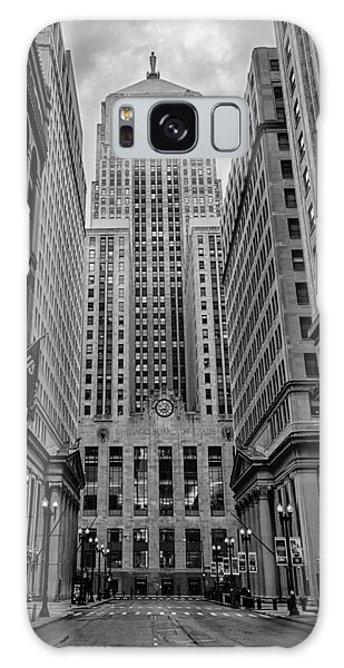 Chicago Art Galaxy Case - Chicago Board Of Trade by Mike Burgquist