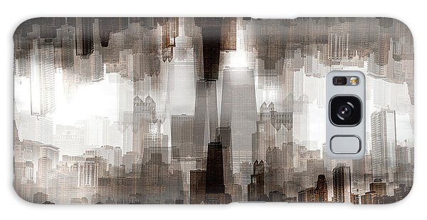 Creative Galaxy Case - Chicago Skyline by Carmine Chiriac??