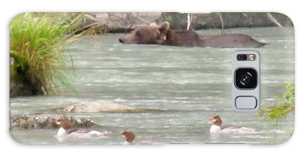 Chilcoot River Galaxy Case