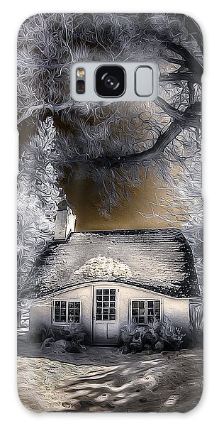 Children's Cottage Galaxy Case by Steve Zimic