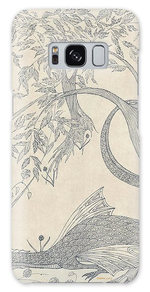 China The Dragon Galaxy Case
