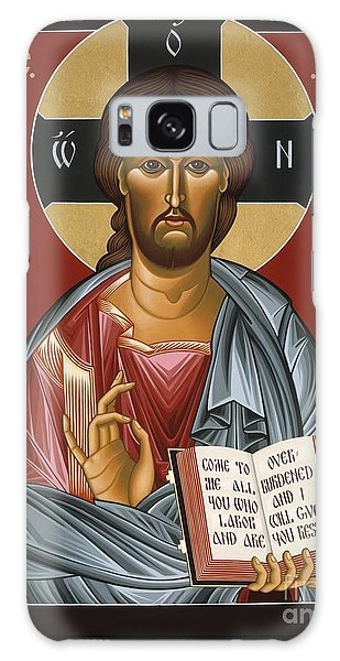 Christ All Merciful 022 Galaxy Case