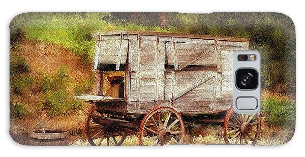 Chuck Wagon Galaxy Case
