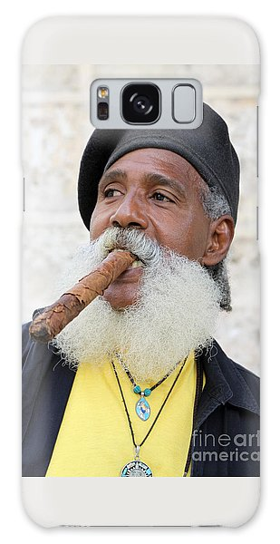Cigar Man Galaxy Case