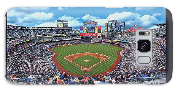 Citi Field 2 - Home Of The N Y Mets Galaxy Case