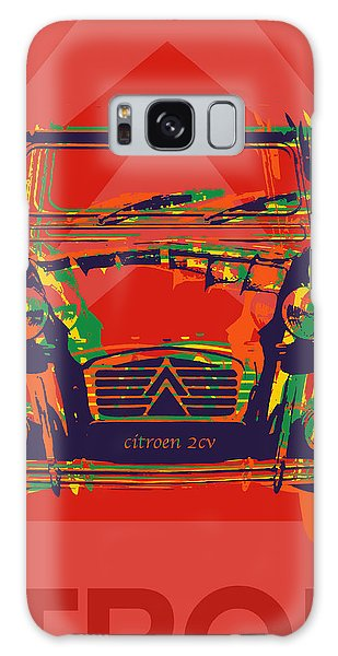 Citroen 2cv Galaxy Case
