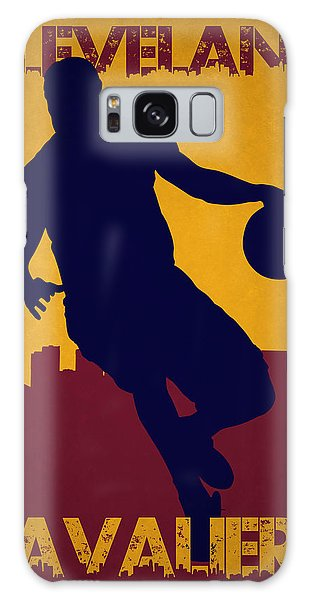 Cleveland Cavaliers Lebron James Galaxy Case