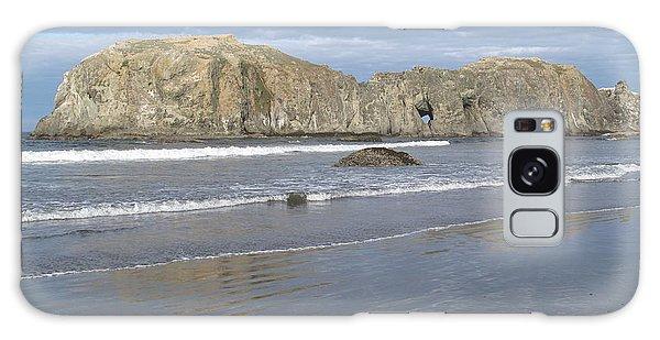 Elephant Rock Blues Galaxy Case