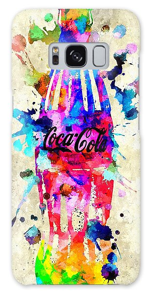 Coca-cola Galaxy Case by Daniel Janda