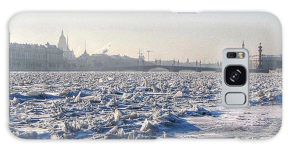 cold Peterburg Galaxy Case by Yury Bashkin