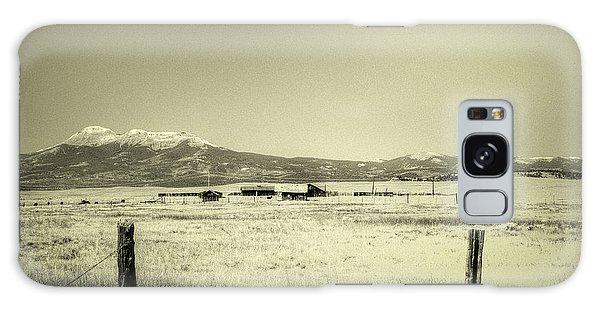 Colorado Ranch Galaxy Case