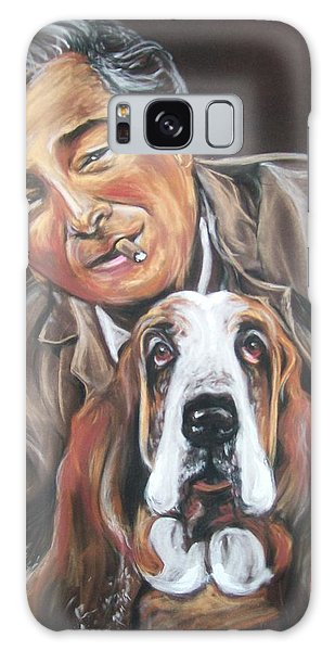 Columbo And Dog Galaxy Case