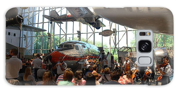 Concert Under The Planes Galaxy Case