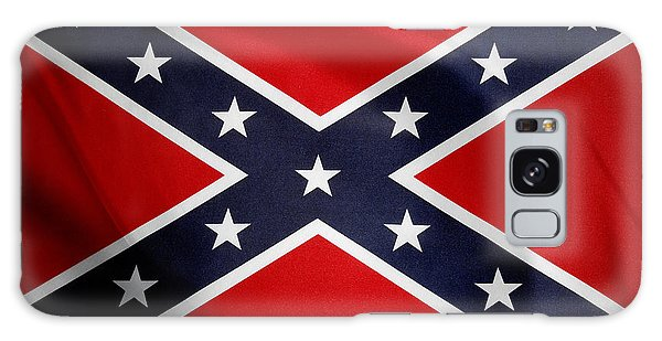 Confederate Flag 5 Galaxy Case