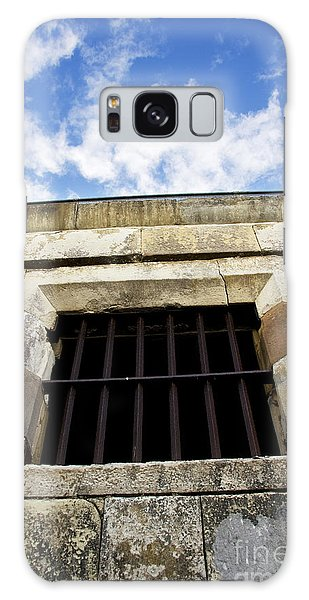Dungeon Galaxy Case - Convict Cell by Jorgo Photography - Wall Art Gallery