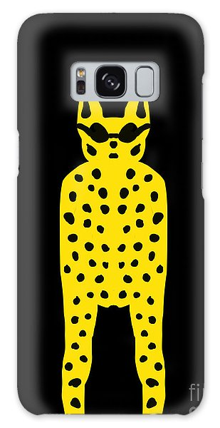Simply Cool For Cats  Galaxy Case