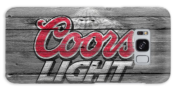 Six Galaxy Case - Coors Light by Joe Hamilton