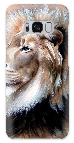 Copper King - Lion Galaxy Case