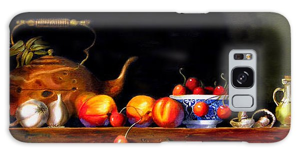 Cornucopia 2 Galaxy Case by Barry Williamson